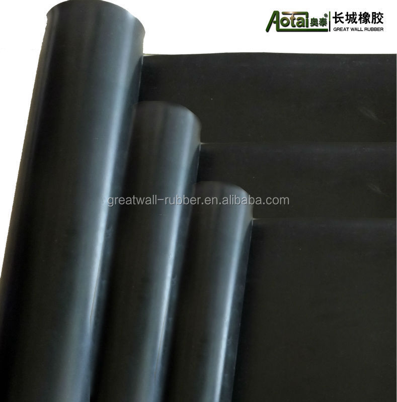 Good quality NBR/SBR material 20% 30% 50% polymer commercial nitrile rubber sheeting