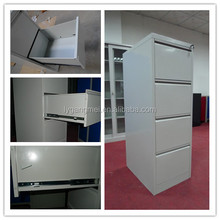 Office furniture A4 filing storage steel drawer cabinet