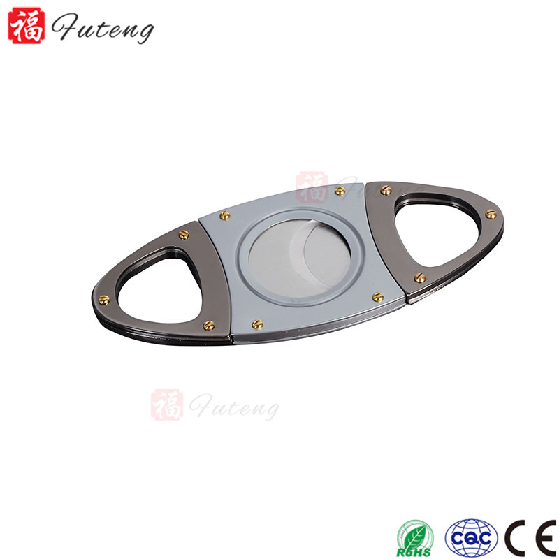 Wholesale Customized logo cigar cutter