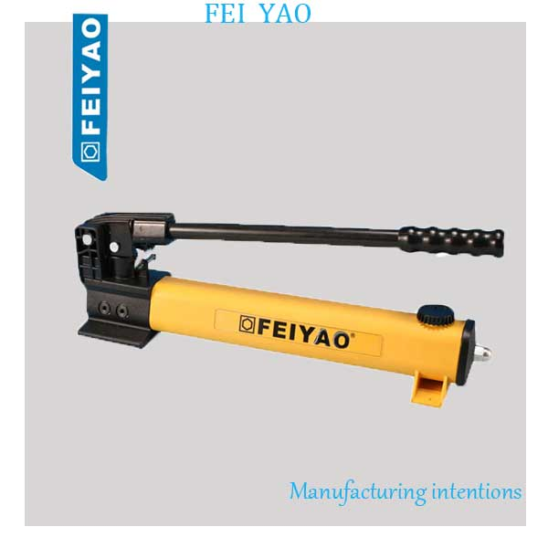 700 bar high pressure lightweight hydraulic hand pump