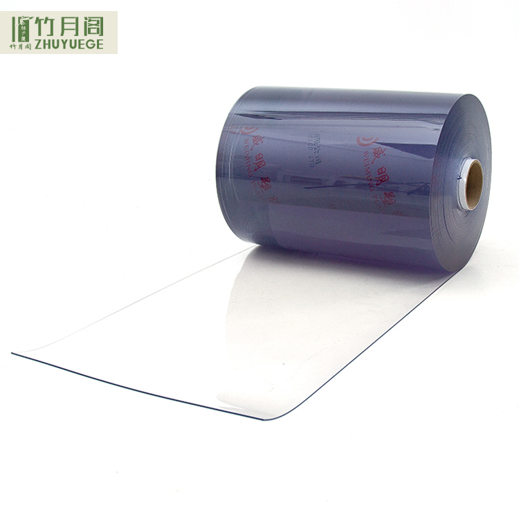 Eco-friendly Soft Super Clear PVC Film PVC Transparent film