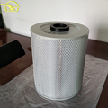 cylindrical air filter cartridge for industrial filtration