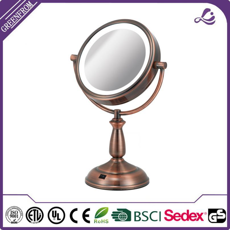New arrival backlit toilet mirror