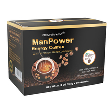 Maca Root Tongkat Ali Ginseng FDA Approved Man <strong>Coffee</strong>