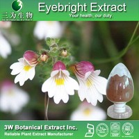 Food Grade Supplement Natural Eyebright Herbal Extract