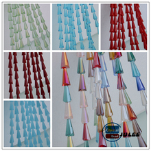Creative crystal glass beads for garment accessories