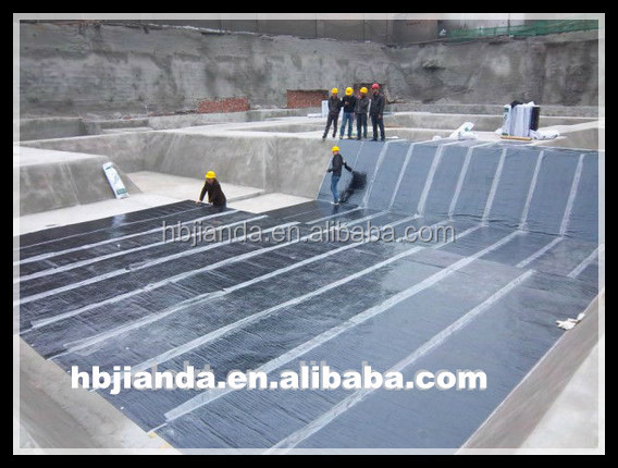 Modified Asphalt roofing Waterproofing Membrane Roller Sheets