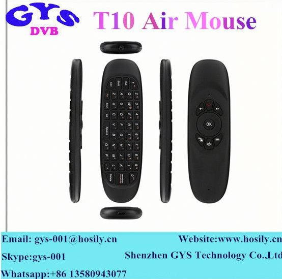 Universal Remote Control 2.4G Wireless Keyboard, Air Mouse for android tv box