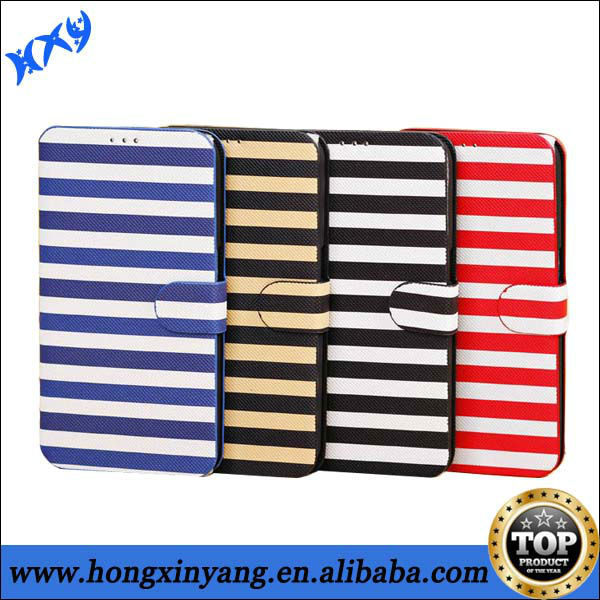 2013 wallet leather flip case cover for i9220/n7000
