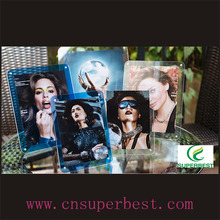 2016 New Style Double Sided Acrylic Photo Frame With Magnets
