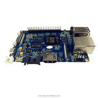 Banana pi M1 Plus wifi AP 6181 module on board IR receiver cubieboard powerful than SBS