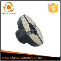 50mm M14 Granite Corner Grinding Diamond Small Grinding Wheel