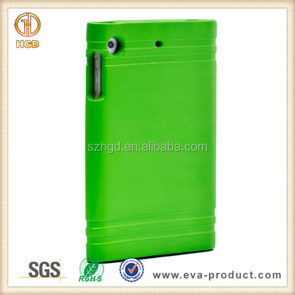 New popular fashion light weight tablet silicone case for ipad mini 2