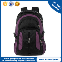 Multi-function best price unique port rolling computer bag