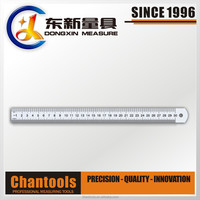 "[CHANT] Stainless Watt Steel Ruler 30cm 300mm 12"" - QDX02-030"