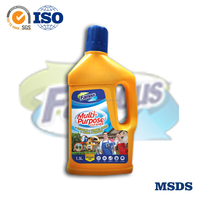 Famous biodegradable all household multi- purpose cleaner