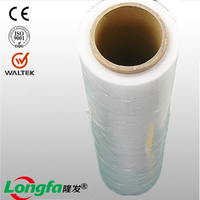 High tensile PE plastic wrap stretch film