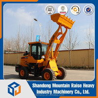 factory direct sell wheel loader zl16