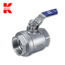 Gas pipeline hdpe ferrule threaded ball valve