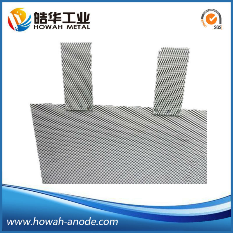 Good Quality Platinized titanium mesh plate Anode for Cathodic Protection