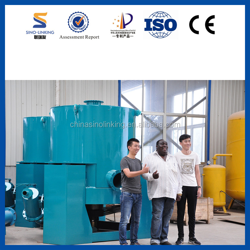SINOLINKING Automatical Concentrator Operate Easily Fine Gold Recovery Methods
