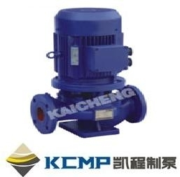 vertical Single-stage single suction piping centrifugal pump