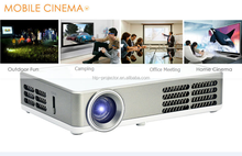 Android led projector 1920x1080 Mini Portable LED Projector