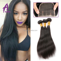 100% Unprocessed Human Virgin Brazilian Hair Hot Selling Straight Hair