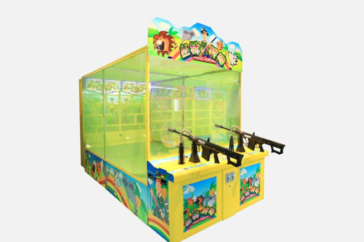 2017 New style shooting toy gun entertainment arcade game machine
