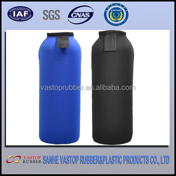 SGS Promotional Customized Neoprene Water Bottle Sleeve