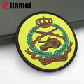 Machine OEM/ODM your design woven badges high quality