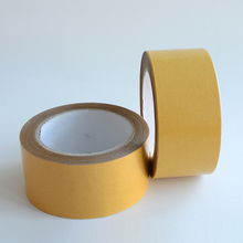 Double Sided Adhesive Tape Paper Release Clear Film Coated with Acrylic Water proof Adhesion