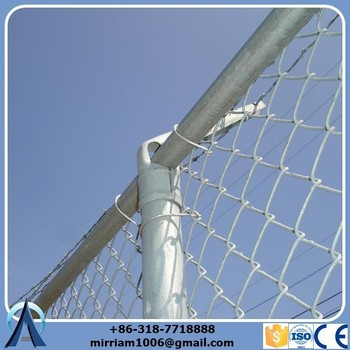 Chinese Products Wholesale 6 foot used chain link fence panels for sale factory