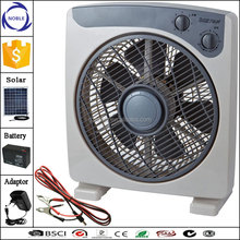 12V DC oscillating grill exhaust fan portable box ventilation fans