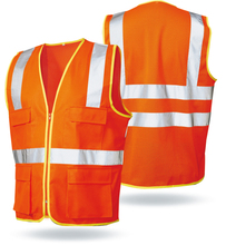 LX618 motorcycle/jogger reflective safety vest