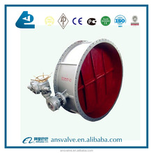 DN250 Aeration Butterfly Valve