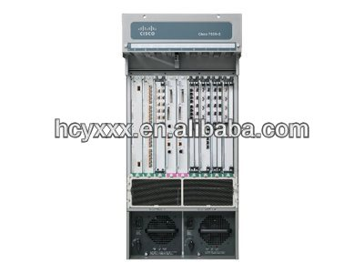 7609S-RSP720C-P Cisco 7600 Series Router Cisco 7609 Chassis