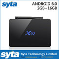 X92 Smart TV Box 1+8GB Amlogic S912 Android 6.0 TV Box