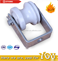 Secondary Rack Insulators D Iron For