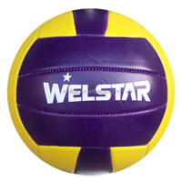 Cheap price volleyball ball for promotion with high quality customized standard size volleyball