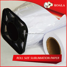 sublimation heat transfer printing paper for textile,sublimation paper factory