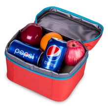 Custom Polyester Thermal Frozen Food Lunch Insulated Cooler Bag