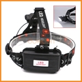 Rotating 18650 High Bright T6 R2 Head Lamp 3 LED Lights Headlamp Bike Light