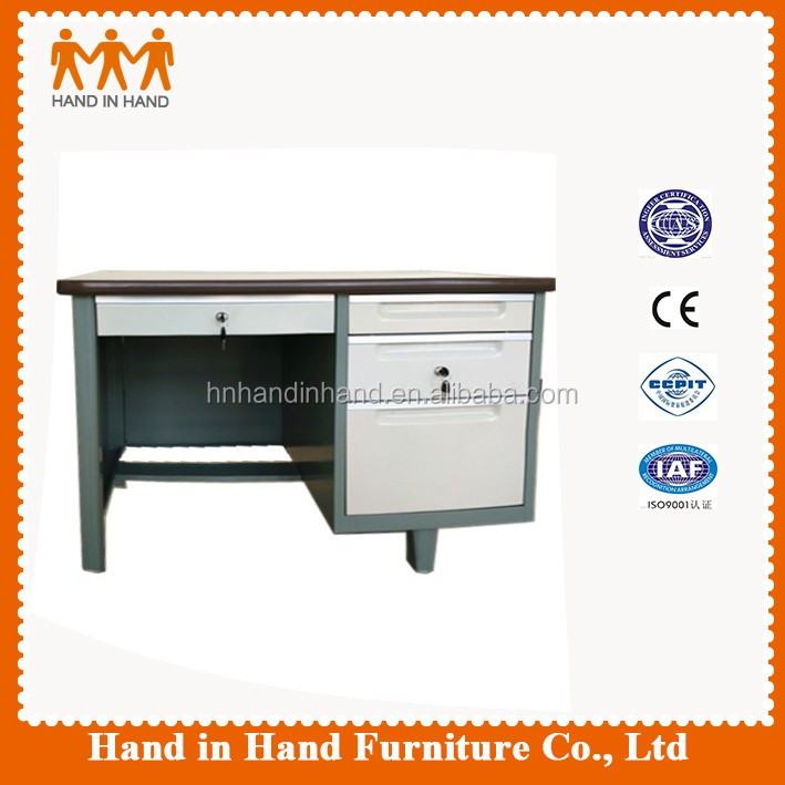 China Manufacture Kids Study Steel Desk
