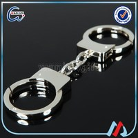 sedex 4p laser mini handcuff keychain&key ring