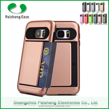 high quality shockproof phone case cover for Samsung s7