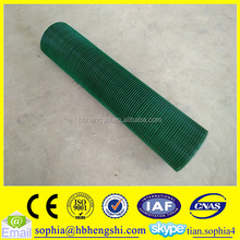 1x1 pvc coated galvanized welded wire mesh roll