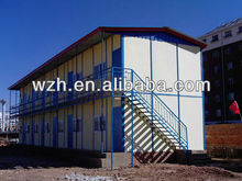 Fast Assembled Prefabricated Labor Dormitory Building