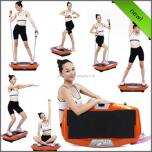 Top Quality 3D Wave Body Flabelo Vibration Machine with 2 motors