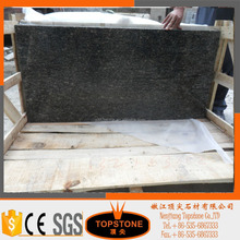 China peacock green granite,discount granite flooring with high quality